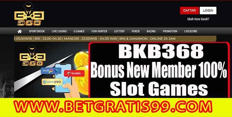 Pin Di Bonus Deposit New Member Gudangbetgratis