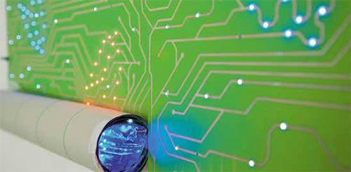 led circuit board wallpaper pinterest circuits wallpaper and board rh pinterest com Computer Circuit Board Parts Electric Circuit Board