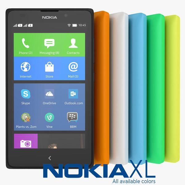 Reviews: Nokia XL Smartphone   Nokia Phone Photos And