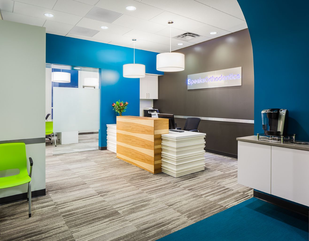 Speaks Orthodontics | Dental office design, Modern house ...