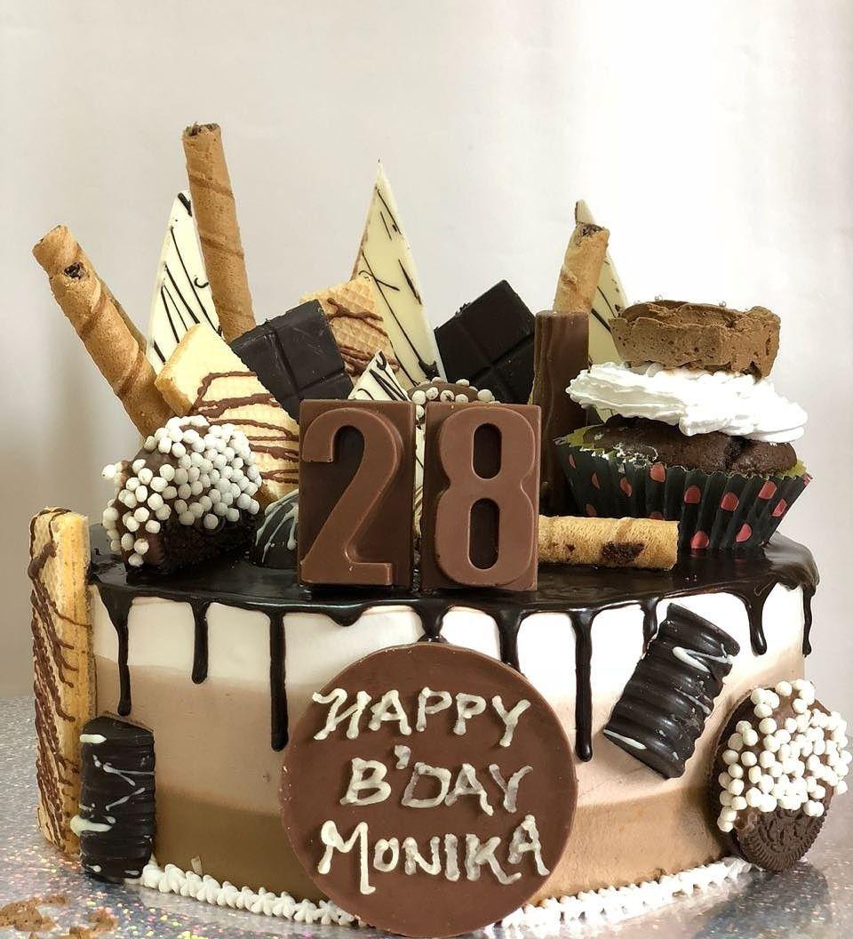 Chocolate Truffle Cake Cake Decorating Chocolate Cake Birthday Cake Chocolate Truffle Cake Cake Truffles Chocolate Truffles