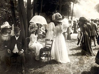 edwardian garden party essay 01:04:35 tents and marquees at garden party lots of people in smart dress walk about  time to remember - edwardian summer 1905 - 1910 - record e  views of the edwardian era (speed.