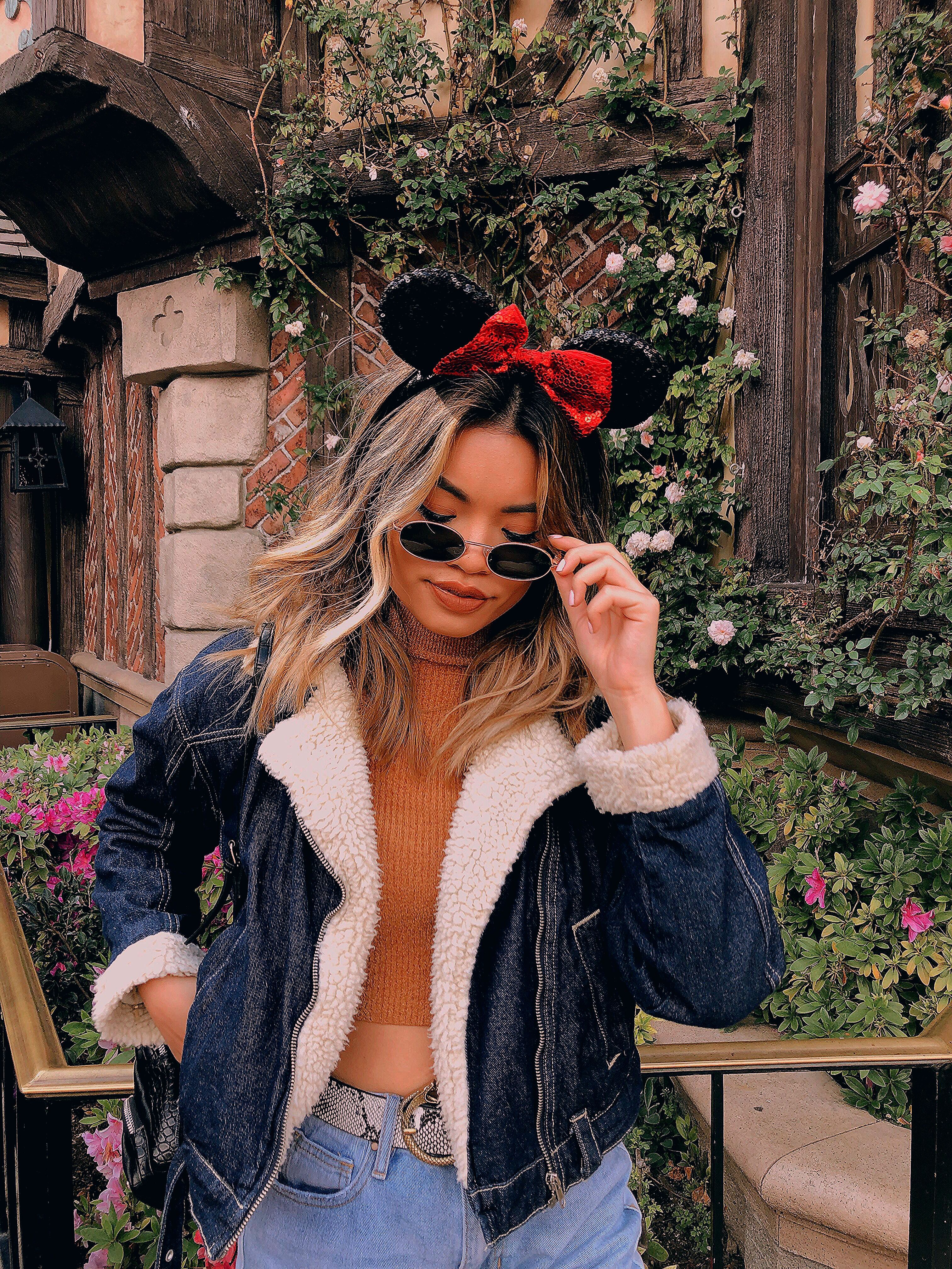 Photo of Disney Land Outfit Inspo with Minnie Ears