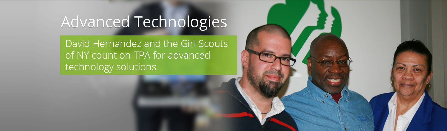 Technology Partners Associates Technology Solutions Advanced