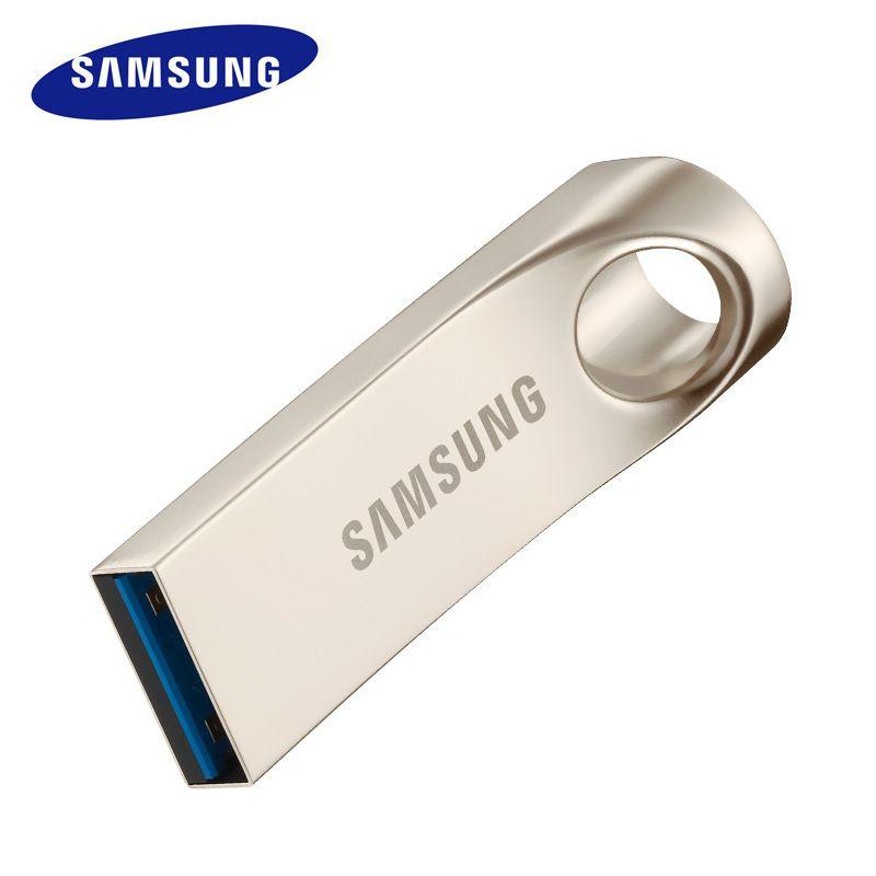 Samsung Usb Flash Drive 64gb 32gb 128gb Usb 3 0 Metal Super Mini Pen Drive Tiny Pendrive Memory Stick Storage Devic Usb Storage Usb Flash Drive Storage Devices