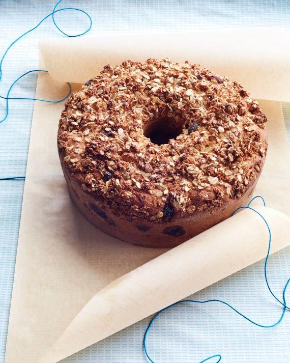 Muesli Coffee Cake Recipe