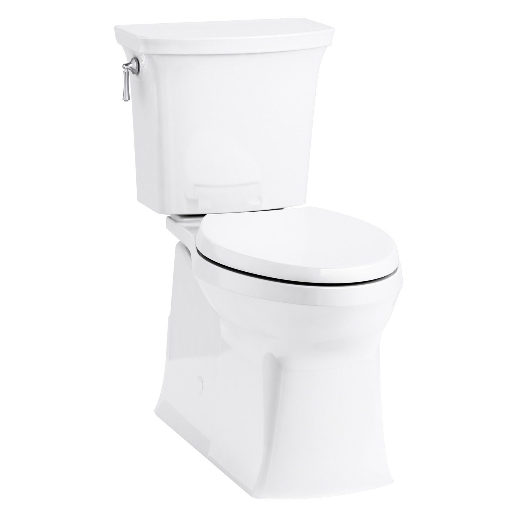 Kohler Corbelle Koh3814 Comfort Height 2 Piece Elongated Toilet