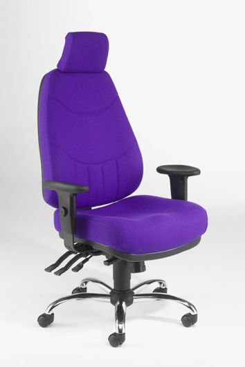 Marvelous Purple Office Chair Warm Chairs Impressive