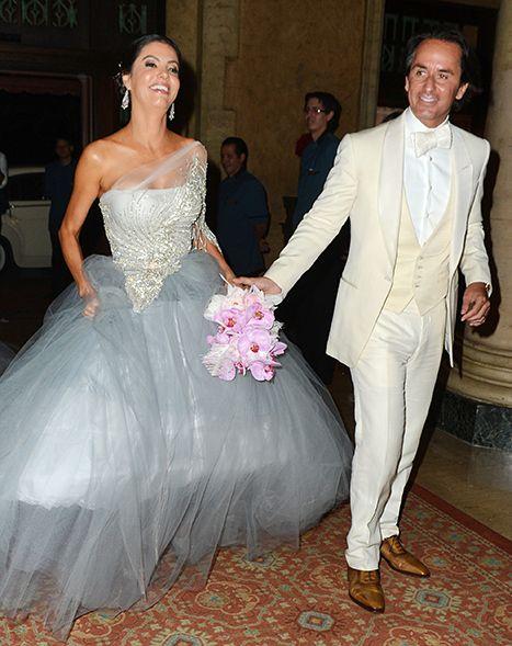 Celebrity News Latest Celeb News Celebrity Gossip Real - Star Wedding Dress