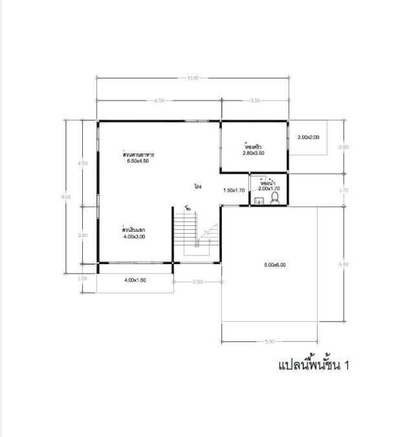 House Plans Idea 10x9m With 3 Bedrooms House Plans How To Plan House