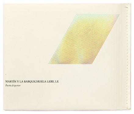 bendita gloria CD packaging.