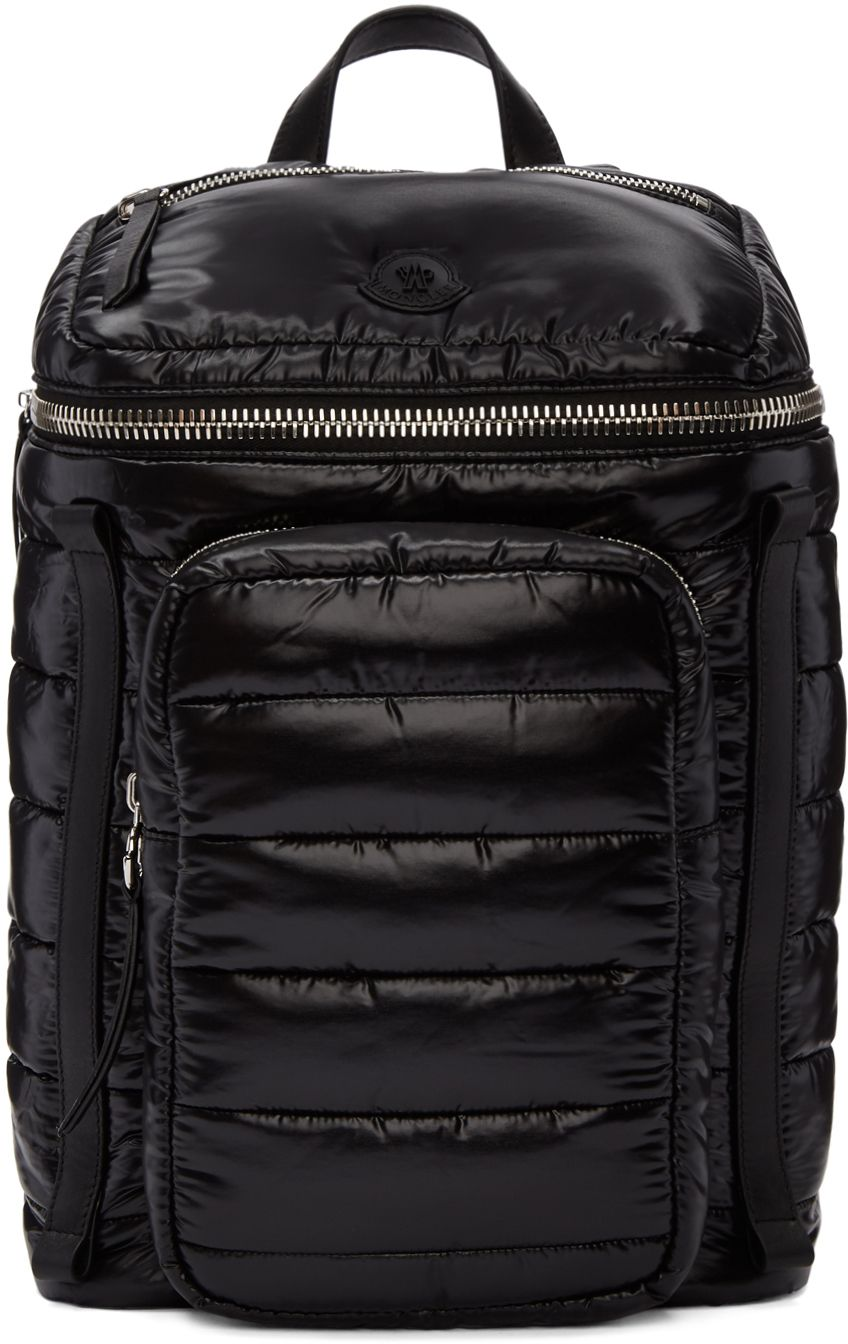 c3cf90eb24 Moncler - Black New Yannick Backpack