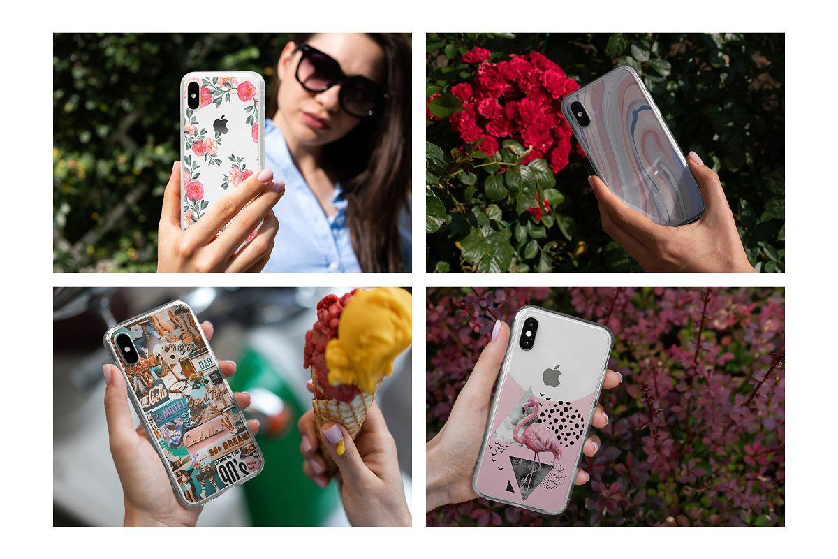 Download Iphone Clear Cases Lifestyle Mock Up Clear Iphone Case Clear Cases Case