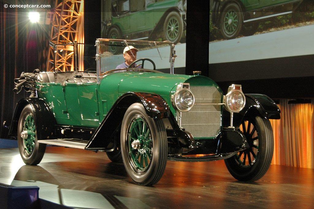1922 Model 48 Classic cars, Antique cars