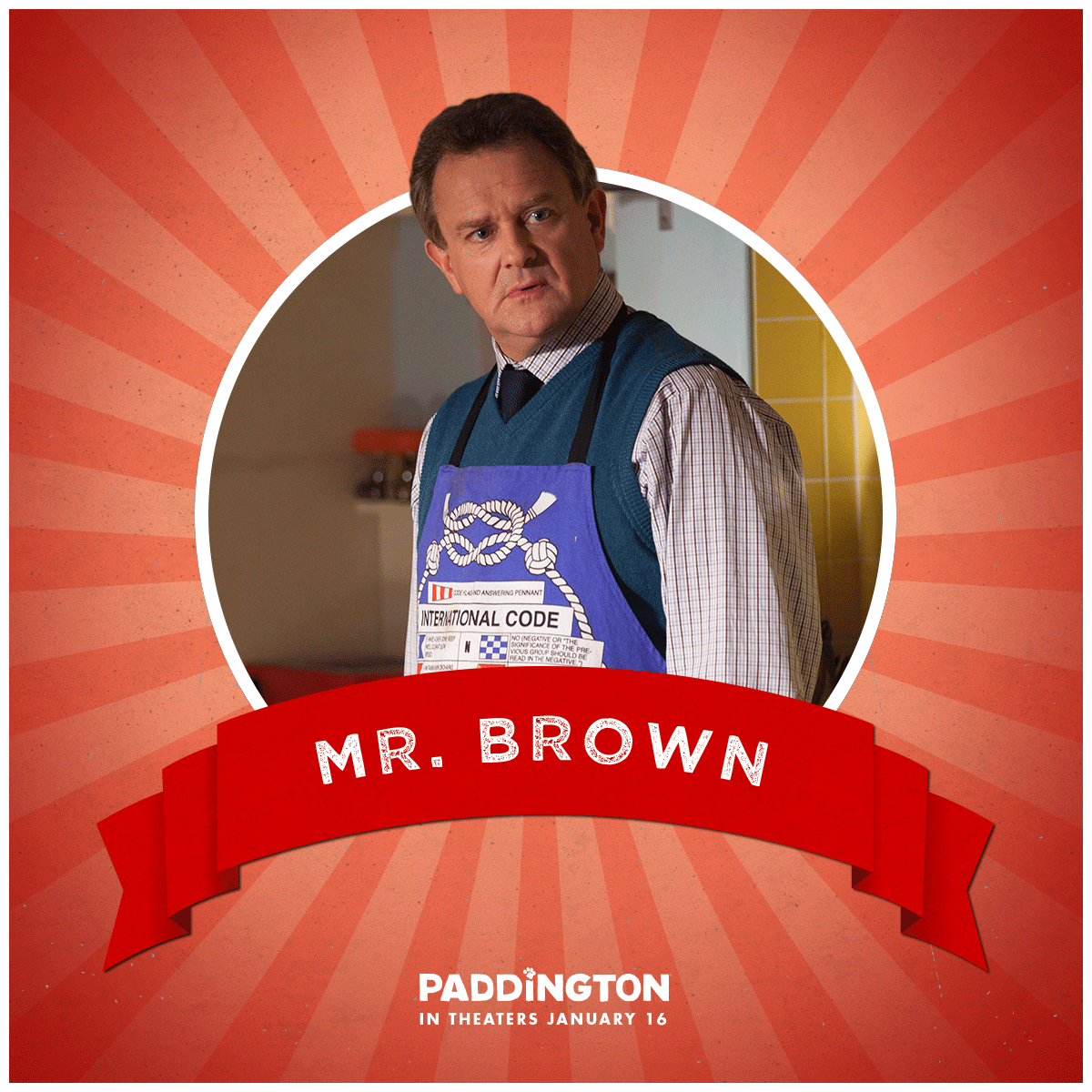 Meet Mr Brown Who Has A Soft Spot For Insurance Safety And