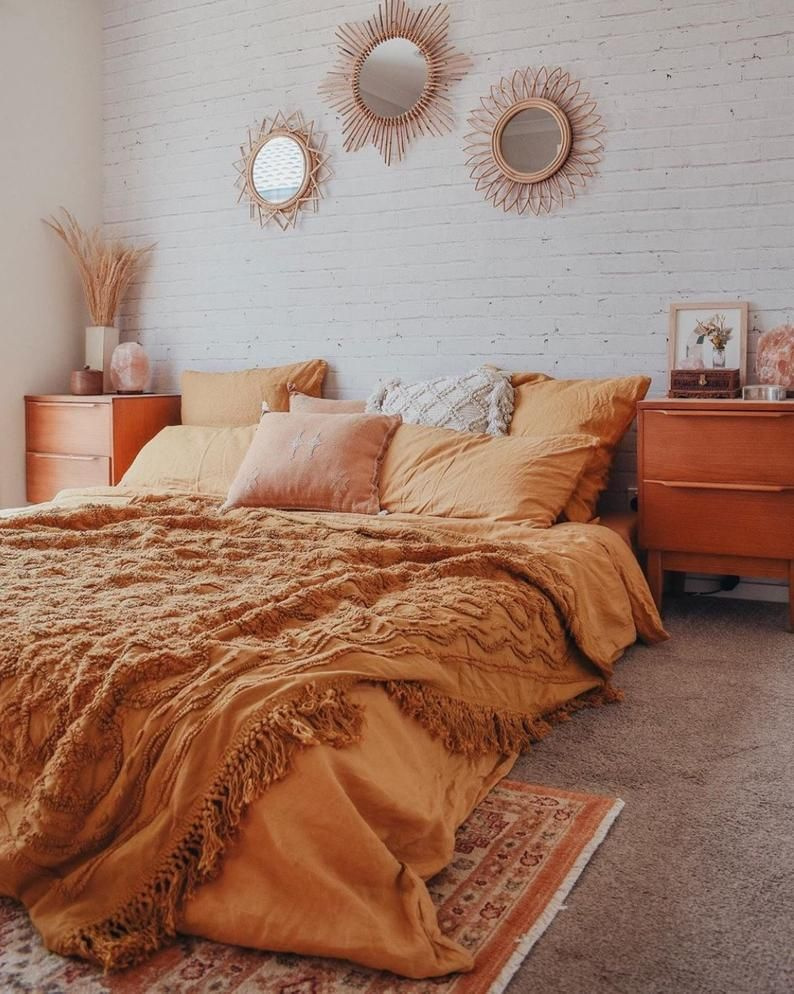 Brick Wallpaper Self Adhesive Vintage Brick Peel And Stick Wallpaper Removable For Interior Design White Brick Removable Wallpaper Bedroom Design Bedroom Color Schemes Bedroom Inspirations