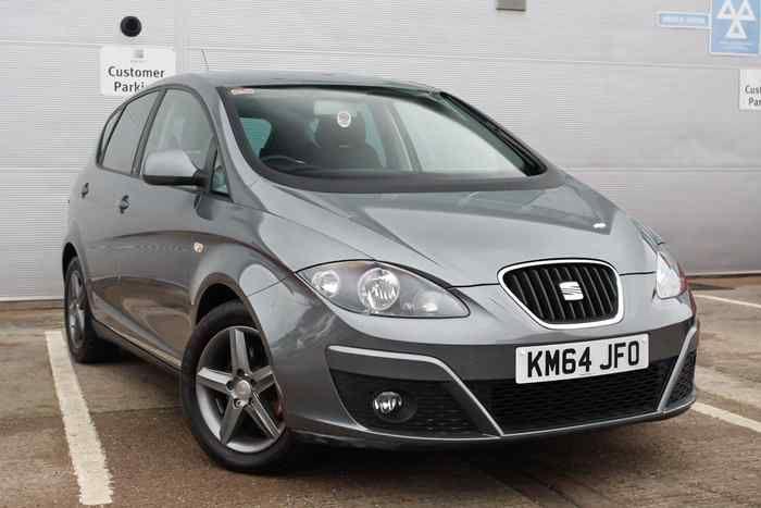 Monsoon Grey Metallic Seat Altea Mpv 5 Door Cars For Sale
