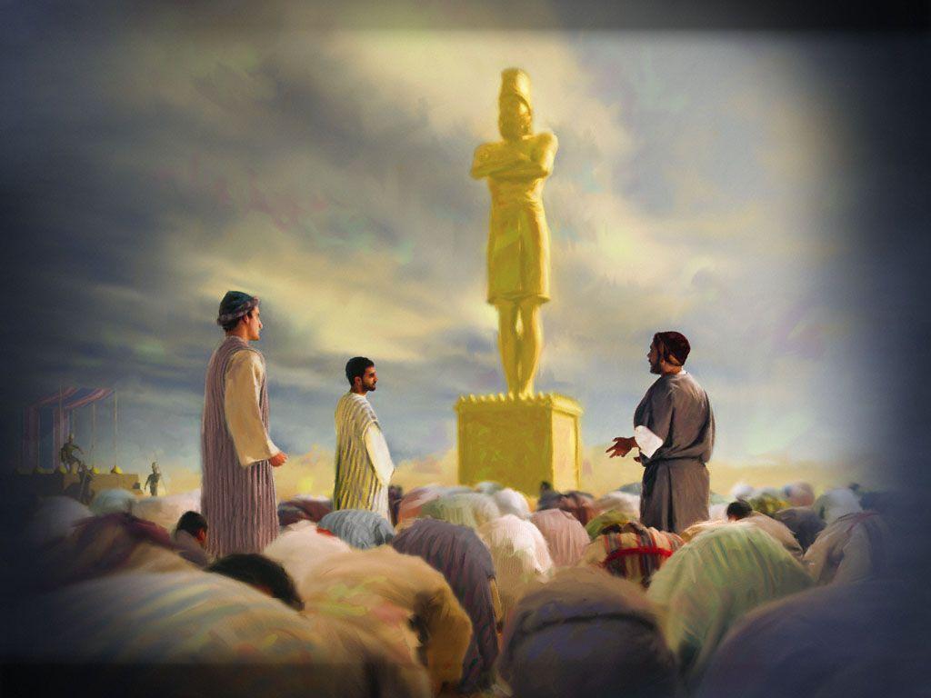 Estudio Bíblico de Daniel Cap 3: CONFRONTADOS CON UN IMPERIO ...