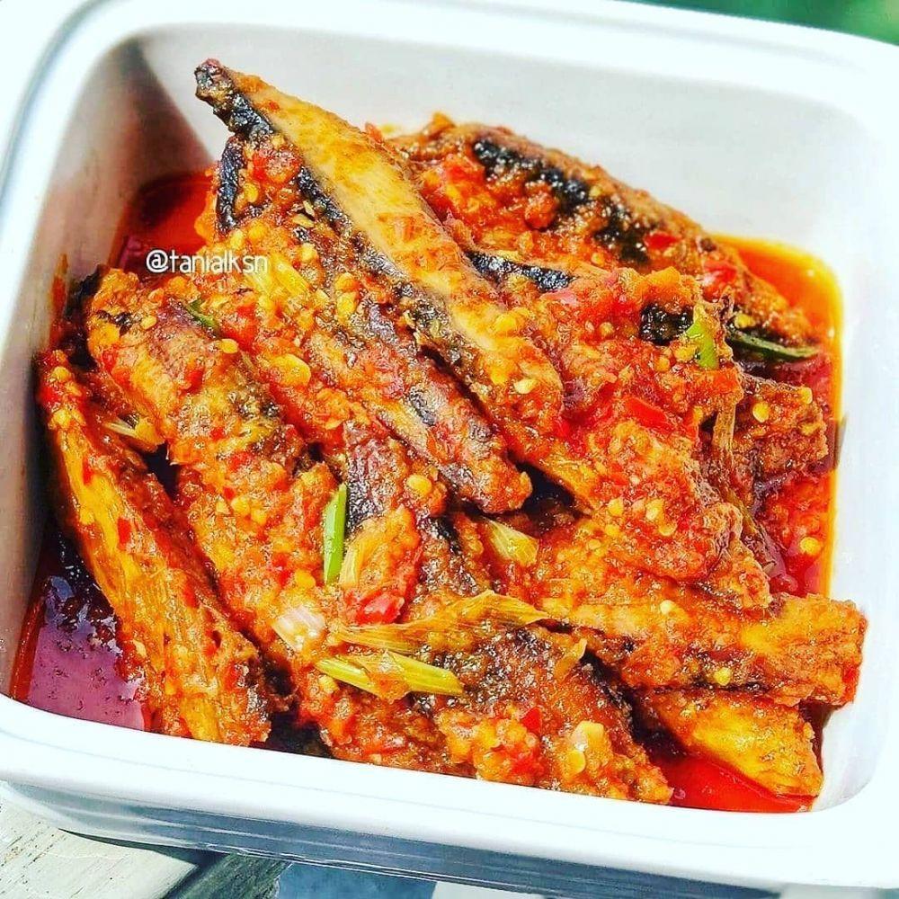 Resep Masakan Padang Asli Instagram Resep Ikan Resep Masakan Pedas Resep Masakan