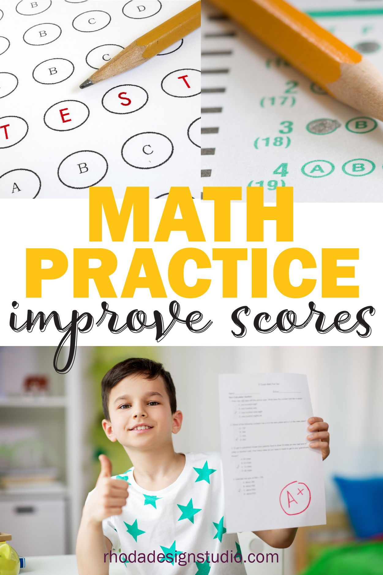 Nwea Map Prep Math Practice Rit Band 161 230 Full Bundle