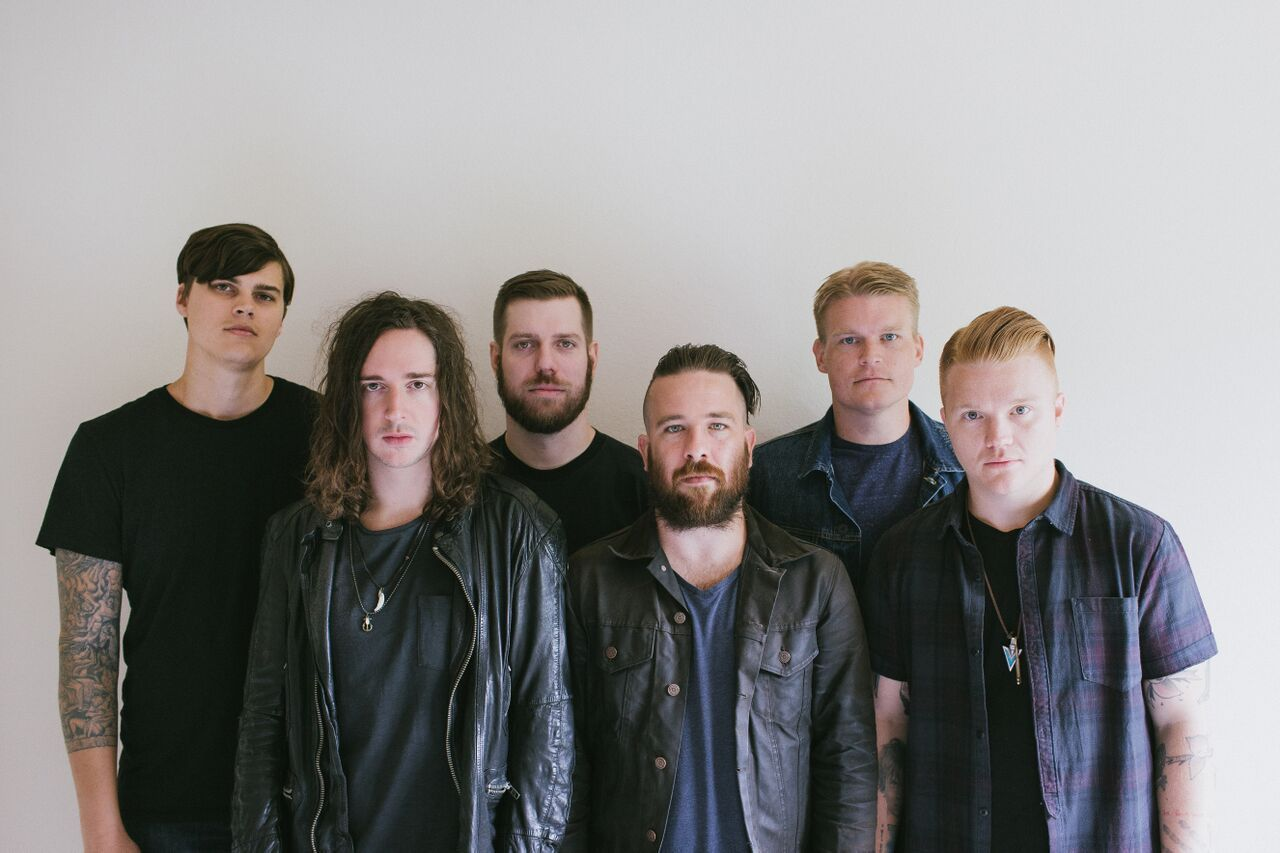 NEW TOUR Underoath announces the Rebirth Tour where they