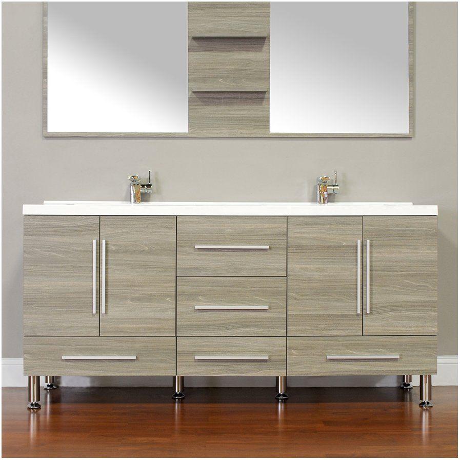 Waldwick 67 Double Modern Bathroom Vanity Set Bathroom Vanities Without Tops Top Bathroom Design Modern Bathroom