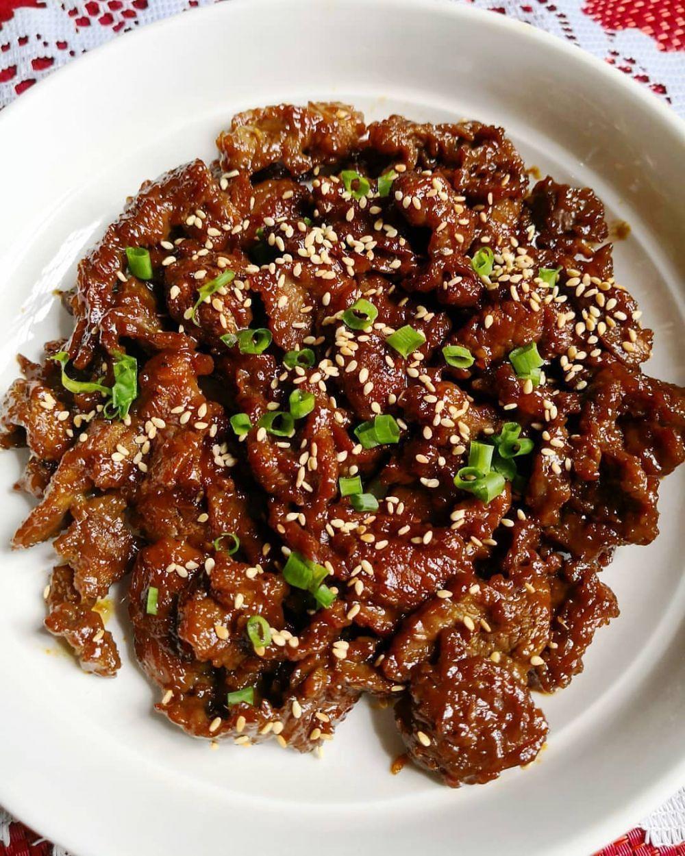 18 Resep Masakan Daging Sapi Enak Sederhana Mudah Dibuat Instagram Resepdaging Resep Idemasak Id Resep Masakan Resep Masakan
