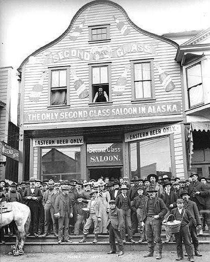 Where Cowboys Went to Party - 25 Photos of Old West Saloons