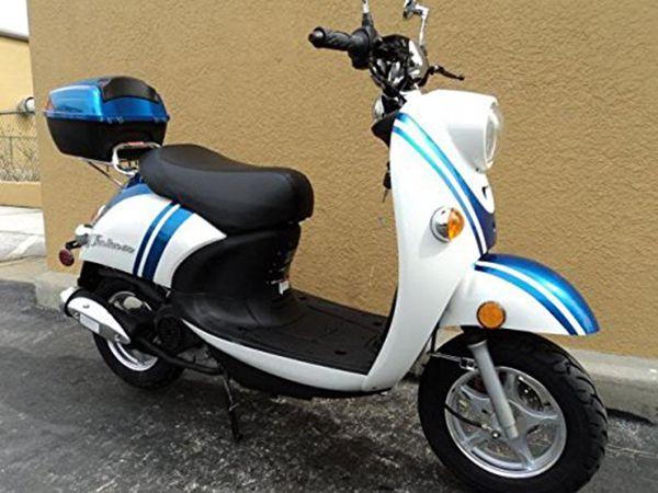 Taotao Cy50 B 49cc Gas Automatic Scooter