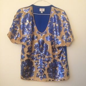 I just discovered this while shopping on Poshmark: Nieman Marcus For Target. Check it out! Price: $25 Size: L