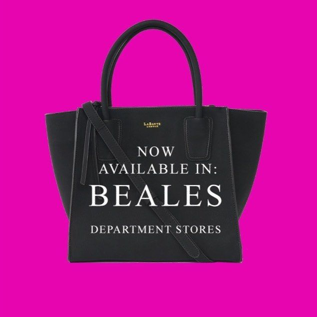 Stunning Vegan Ethical Handbags Now In Beales S Near You Bournemouth Kendal And Southport Labante London Fashionwithrespect
