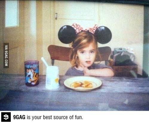 A young Emma Watson