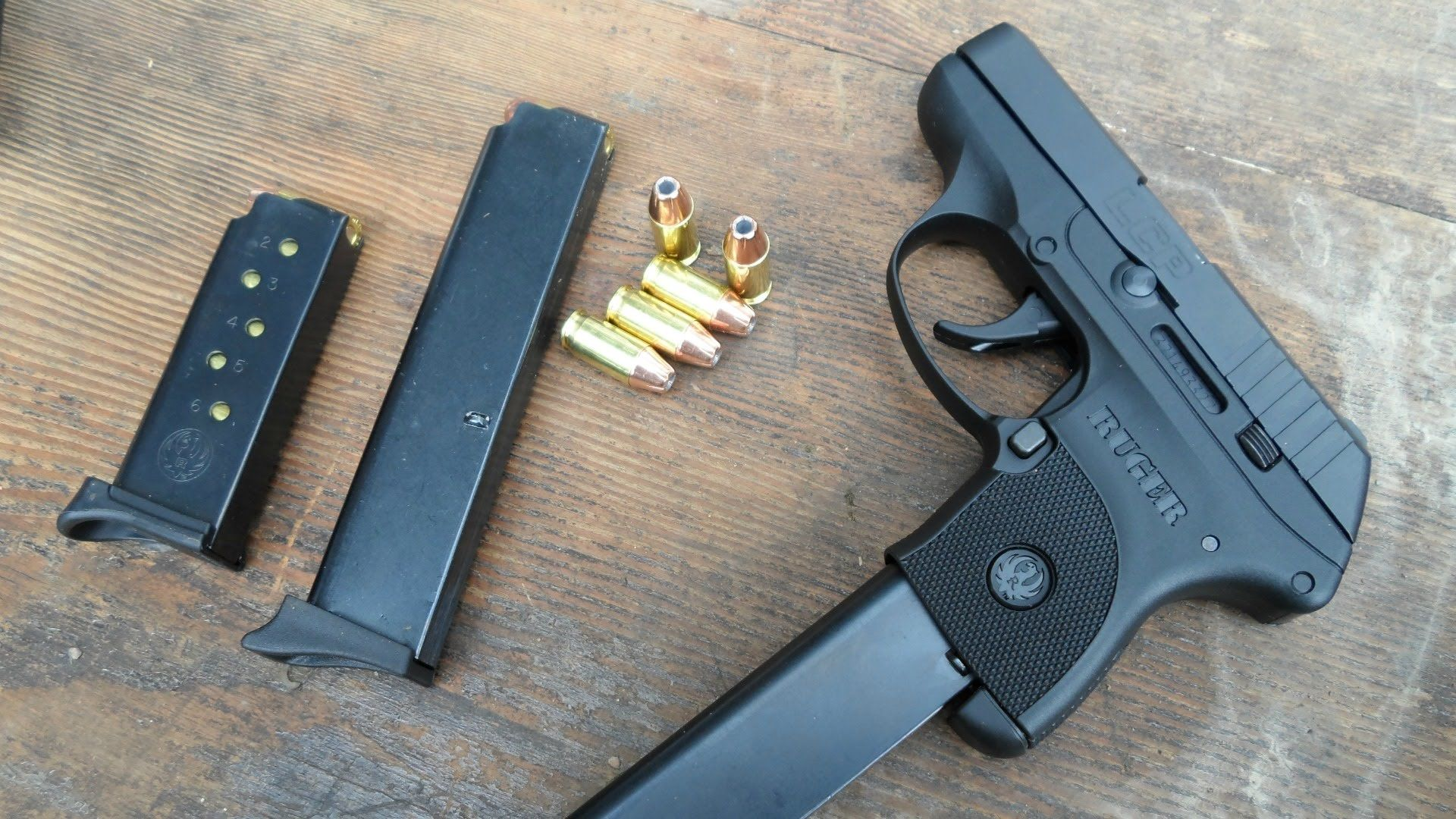 Extended Magazines for RUGER LCP 380 by Pro Mag 10 & 15 Round Mags