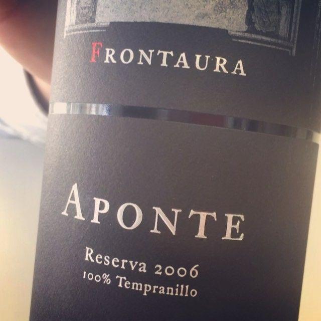 Frontaura Aponte Reserva 2006 Toro Vino Tinto Videocata