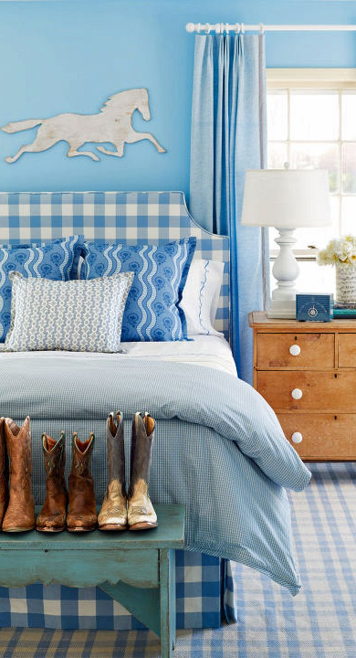 100 Bedroom Decorating Ideas To Suit Every Style Blue Bedroom