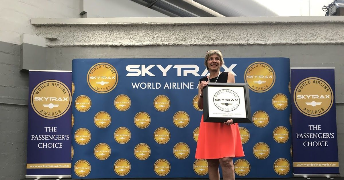 Delta named Best Airline Staff in North America at Paris