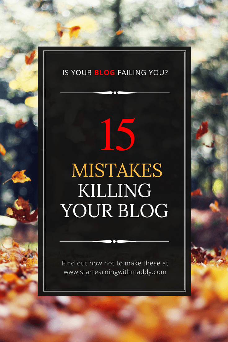 Blogging best practices 15 mistakes that keep you from winning solutioingenieria Gallery