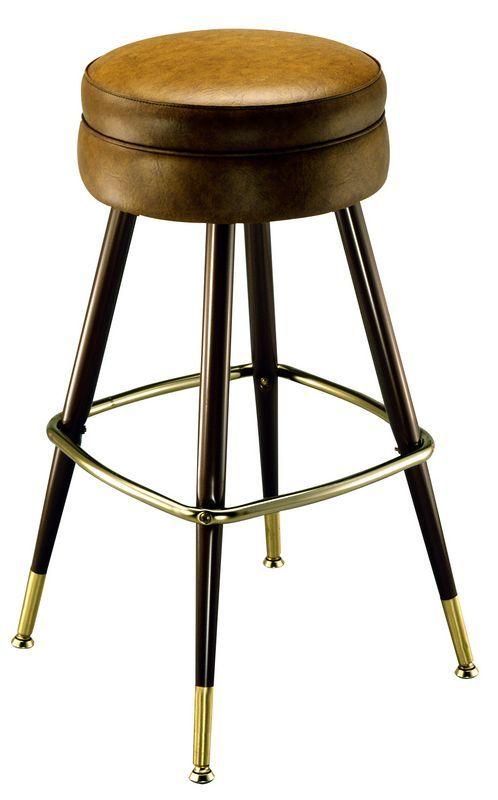 Bar Stool - 2525 | Deluxe Bar Stool | Bar Stool with Back ...