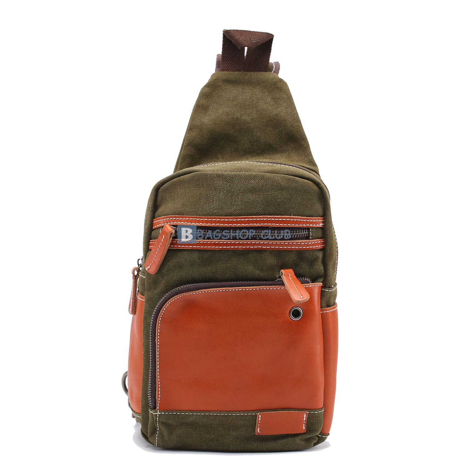 Mens Sling Bag Backpack Men Sling Bag