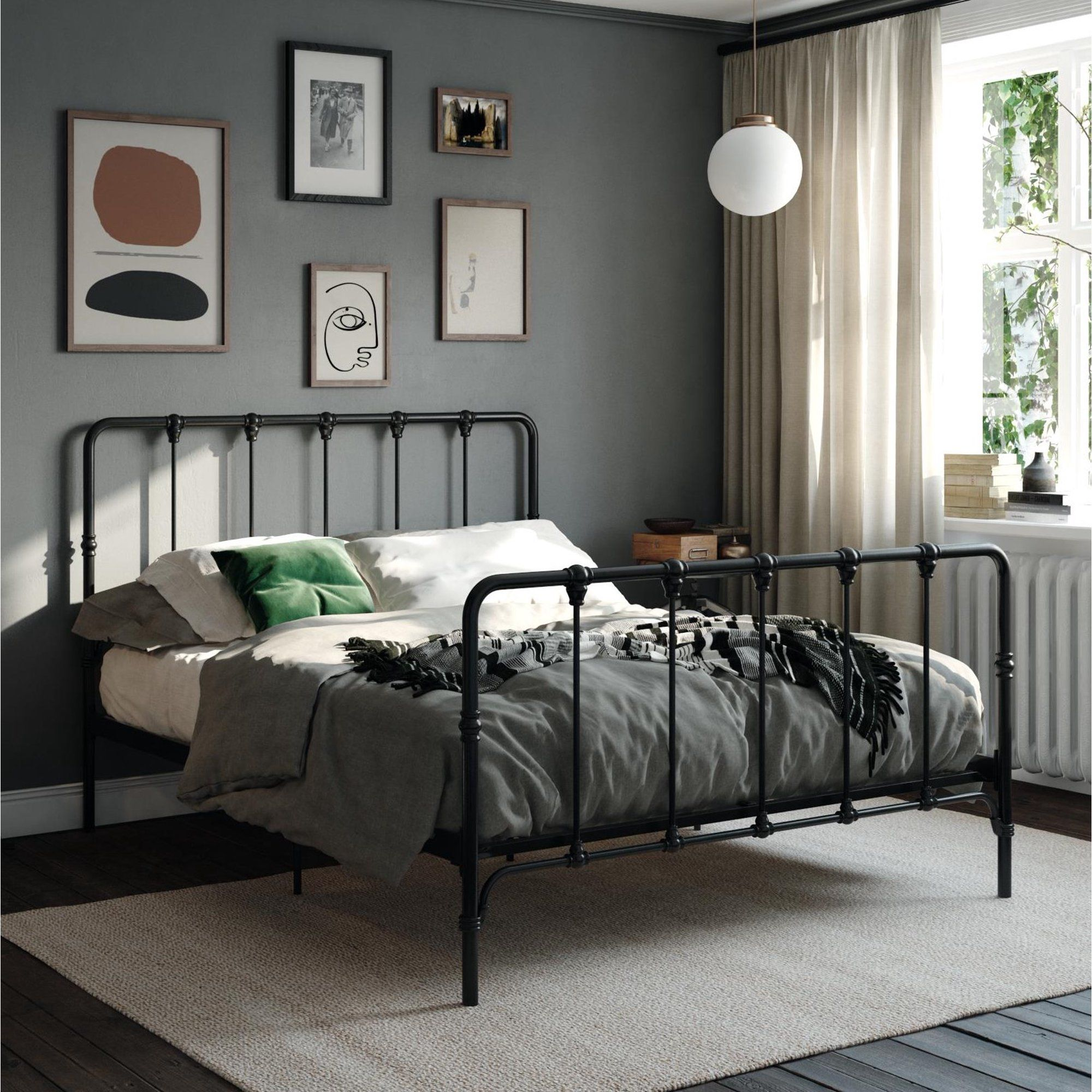 27++ Farmhouse iron bed frame ideas