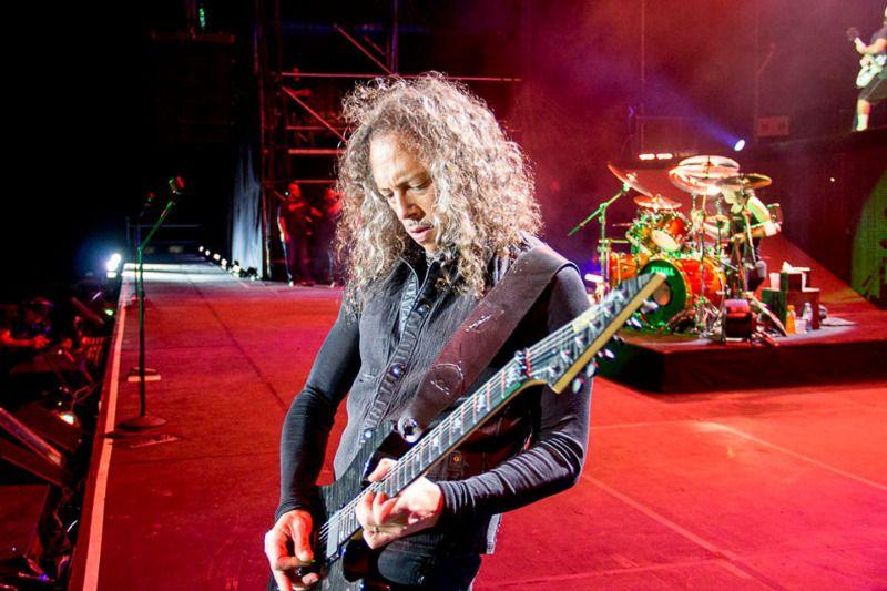 Buenos Aires - Mar 30, 2014 - Metallica