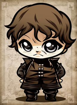 How to draw chibi Tyrion Lannister from Game of Thrones | Dawn