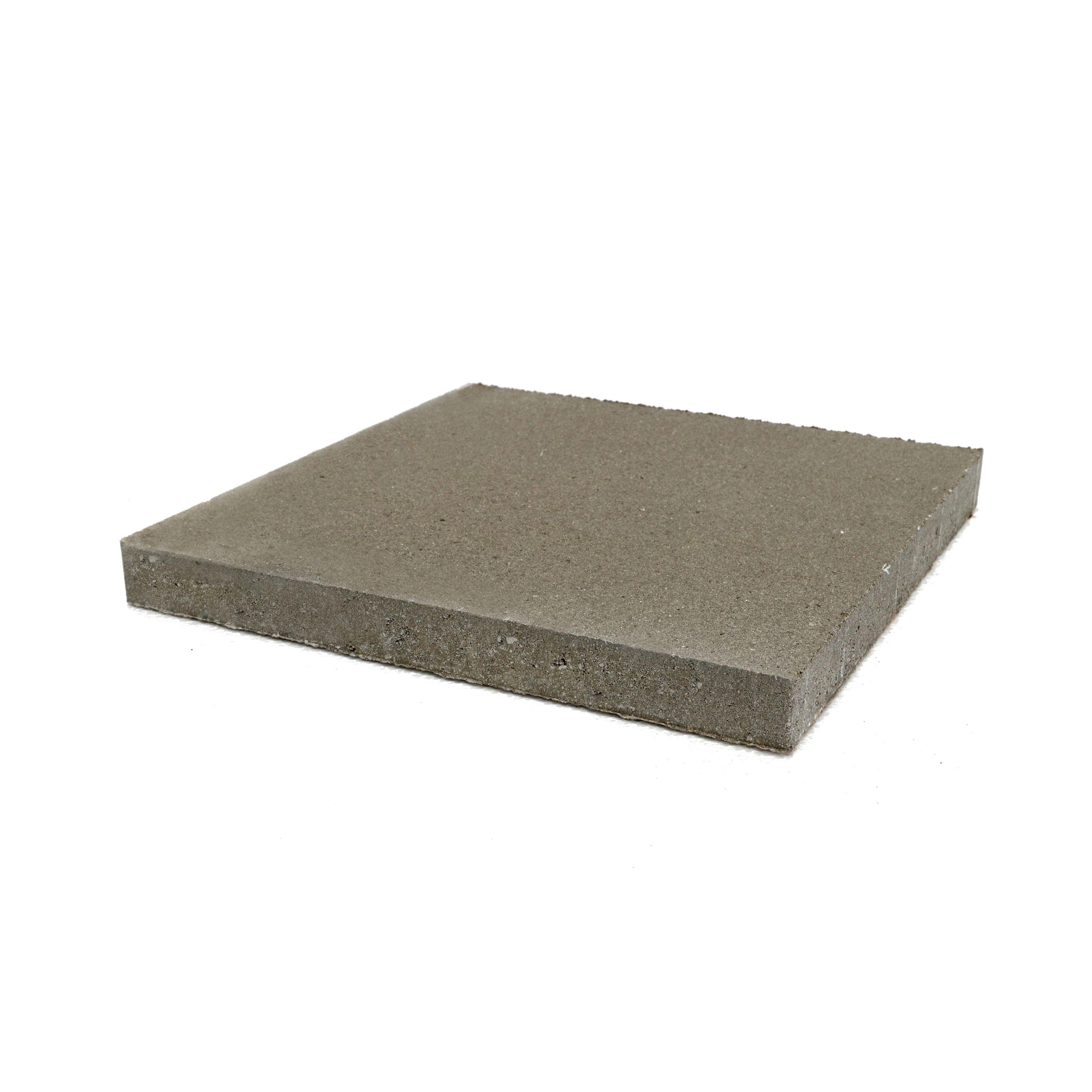 Terrastegels 40x40 Grijs.Betontegel Grijs 40x40 Cm 84 Tegels 13 44 M2 Products