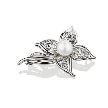 Grace Kelly Brooch - Brooches from Newbridge Silverware online Jewellery store Ireland