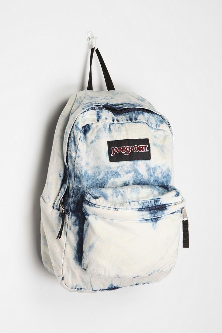 Jansport Denim Backpack School Pinterest Backpacks Denim