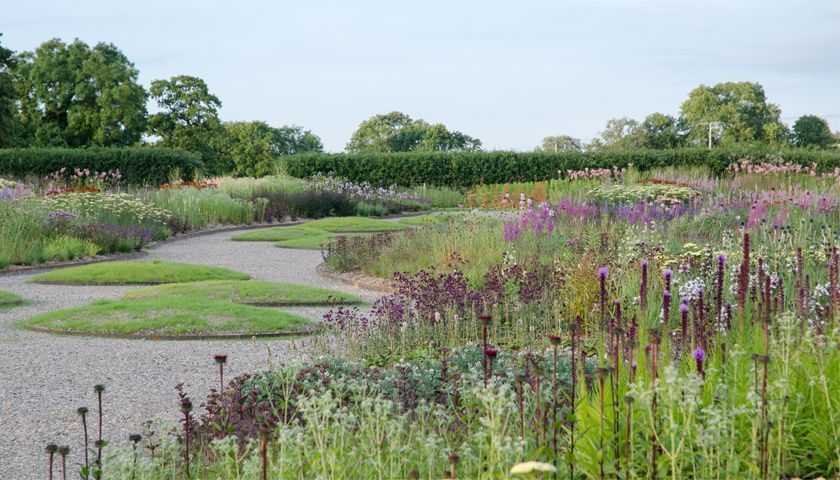 Garden Hauser Wirth Somerset Drought Tolerant Landscape Design Garden Design Public Garden