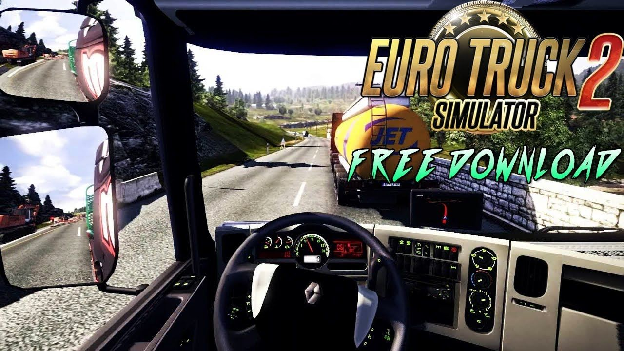 euro truck simulator 2 download pc highly compressed