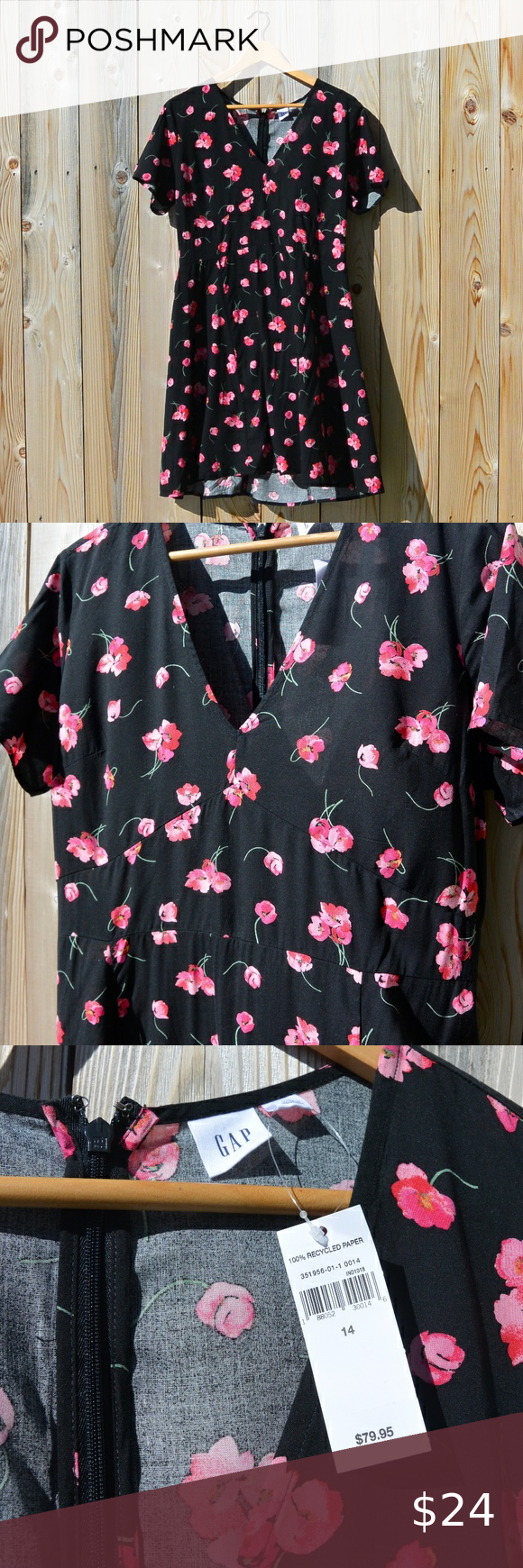 Nwt Charlotte Russe Black Dress With Pink Flowers Nwt Charlotte Russe Floral Dress Color Is Black And Clothes Design Colorful Dresses Charlotte Russe Dresses [ 1740 x 580 Pixel ]