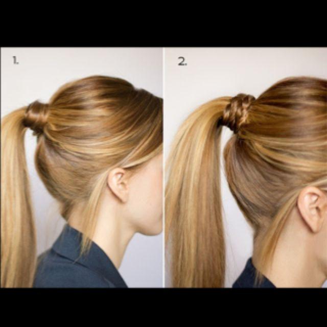 ponytail spunk