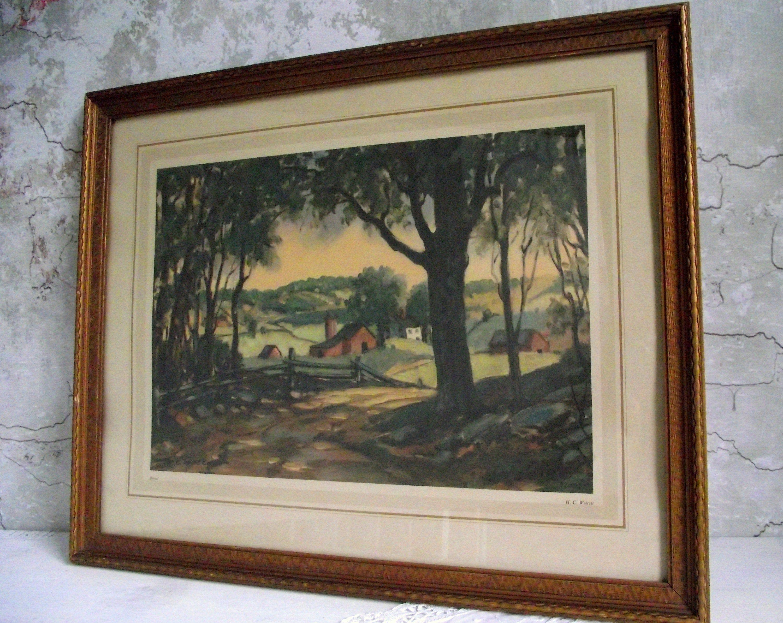 I Love You A Bushel /& A Peck Black 5 x 7 inch Framed Art Plaque Cottage Garden